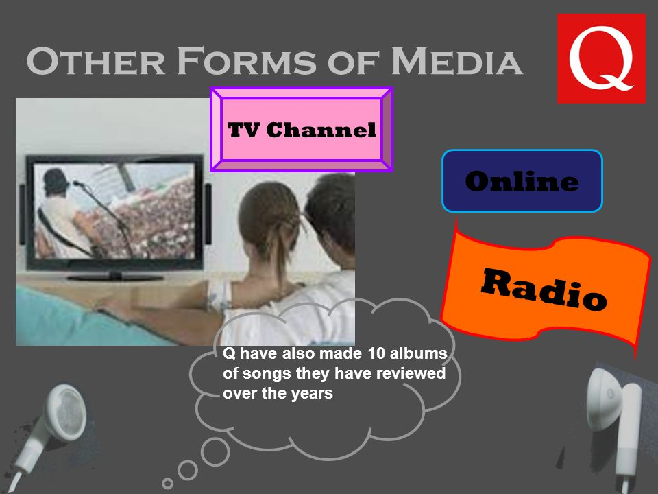 Other Forms of Media Radio Online Set up in 1996 4 Million Users