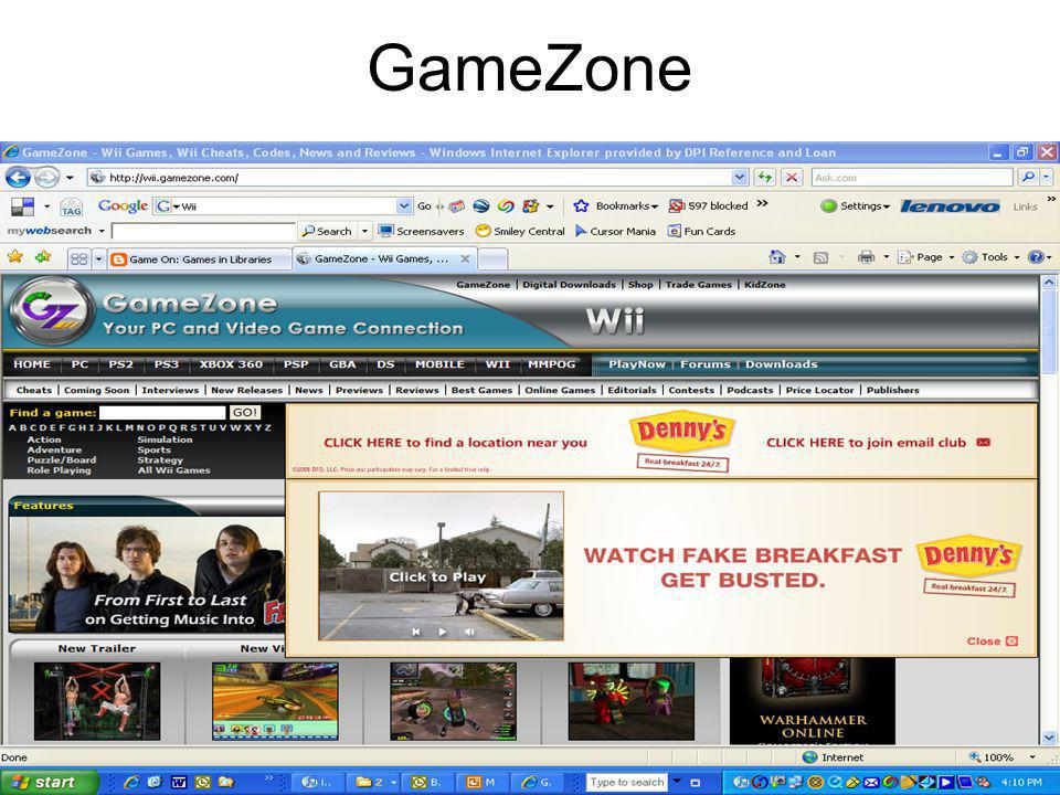Search GameInformer for Game Release Dates, News and Reviews
