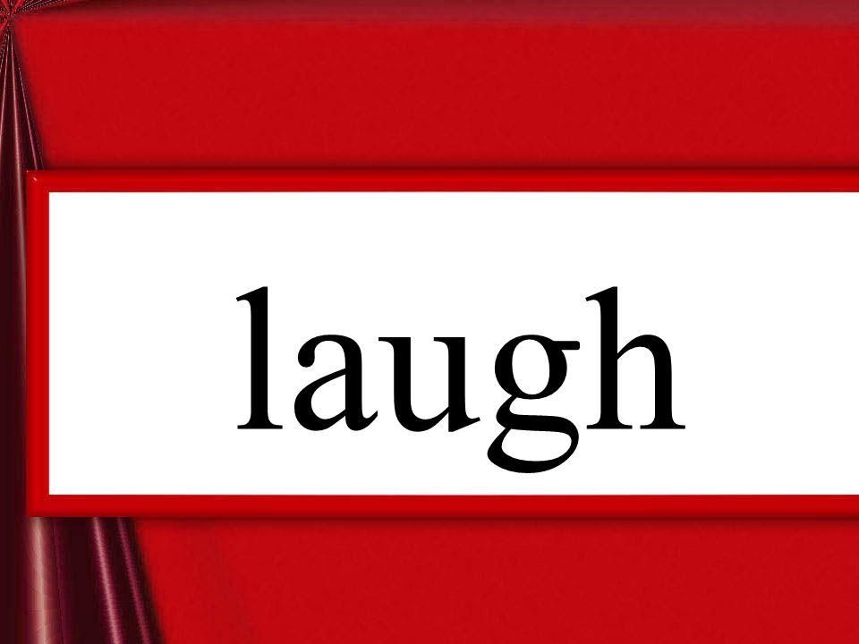 Thornton 2006 laugh