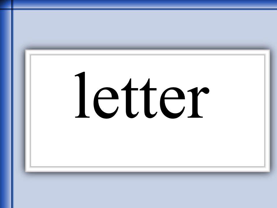 Thornton 2006 letter