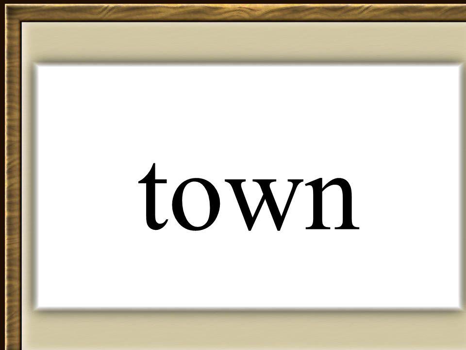 Thornton 2006 town