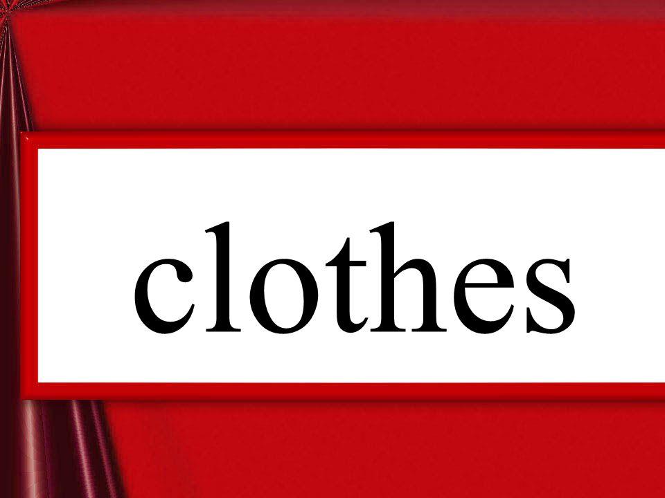 Thornton 2006 clothes