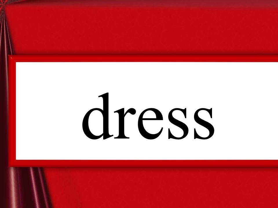 Thornton 2006 dress