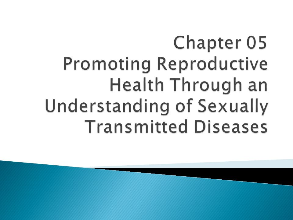  CDC – opt-out testing, all patients  ACOG – routine for women ages 19–64  Provide and document post-test counseling  Conform to HIPAA regulations  http://www.webmd.com/sexual- conditions/ss/slideshow-std-pictures-and- facts http://www.webmd.com/sexual- conditions/ss/slideshow-std-pictures-and- facts