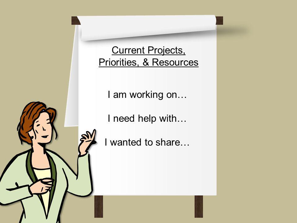New Part C Regs Project –Script Updates New Part C Regs ppt –Activity Updates Potential Activities –Resources