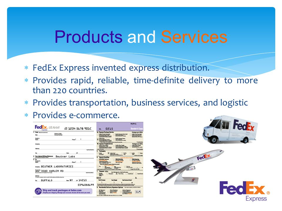 Reasons for Success  Efficient Delivery  Reliable Work Team  Large Fleet  Innovating Constantly  Great Marketing