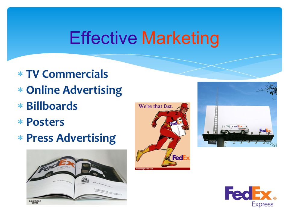  TV Commercials  Online Advertising  Billboards  Posters  Press Advertising Effective Marketing