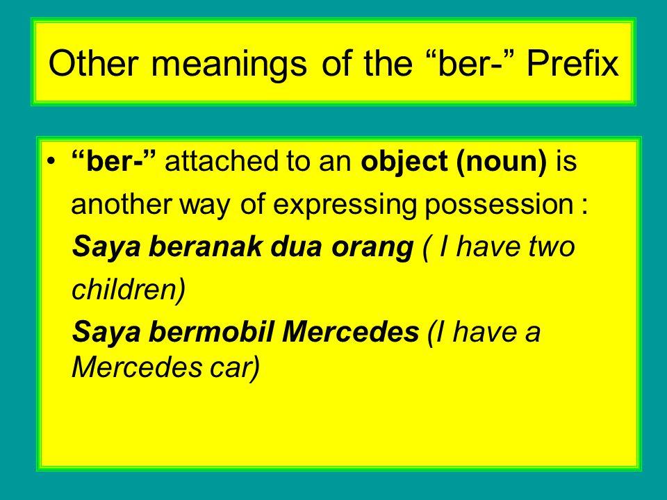 Prefix meny~ (s)