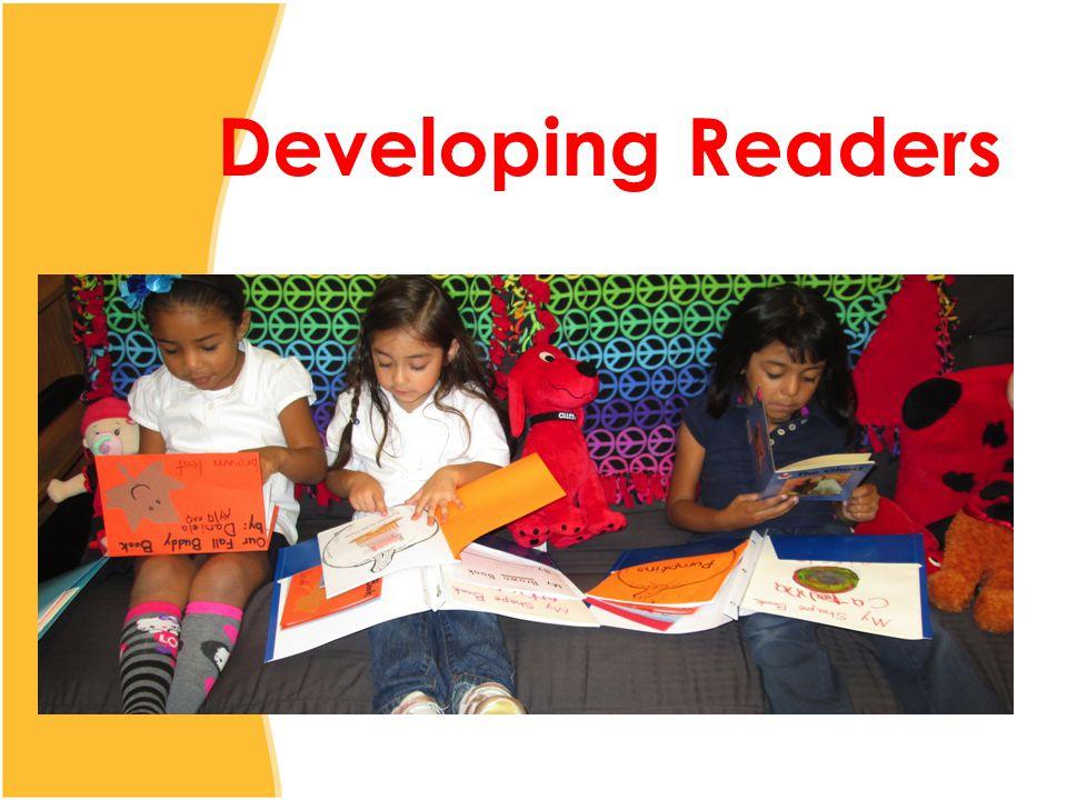 Developing Readers