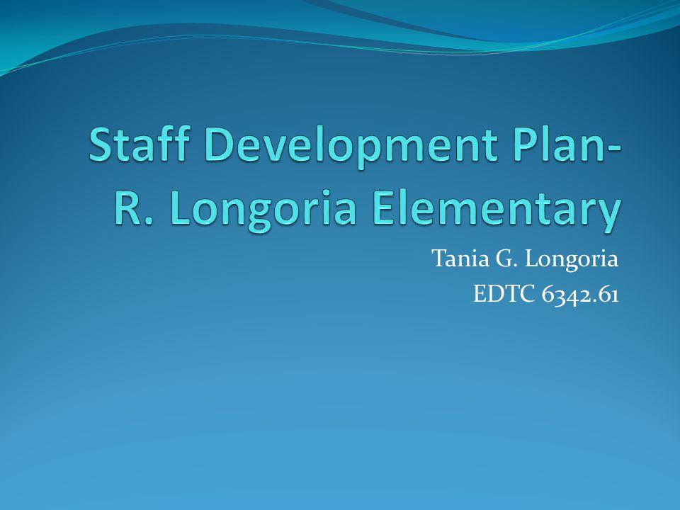 Tania G. Longoria EDTC 6342.61