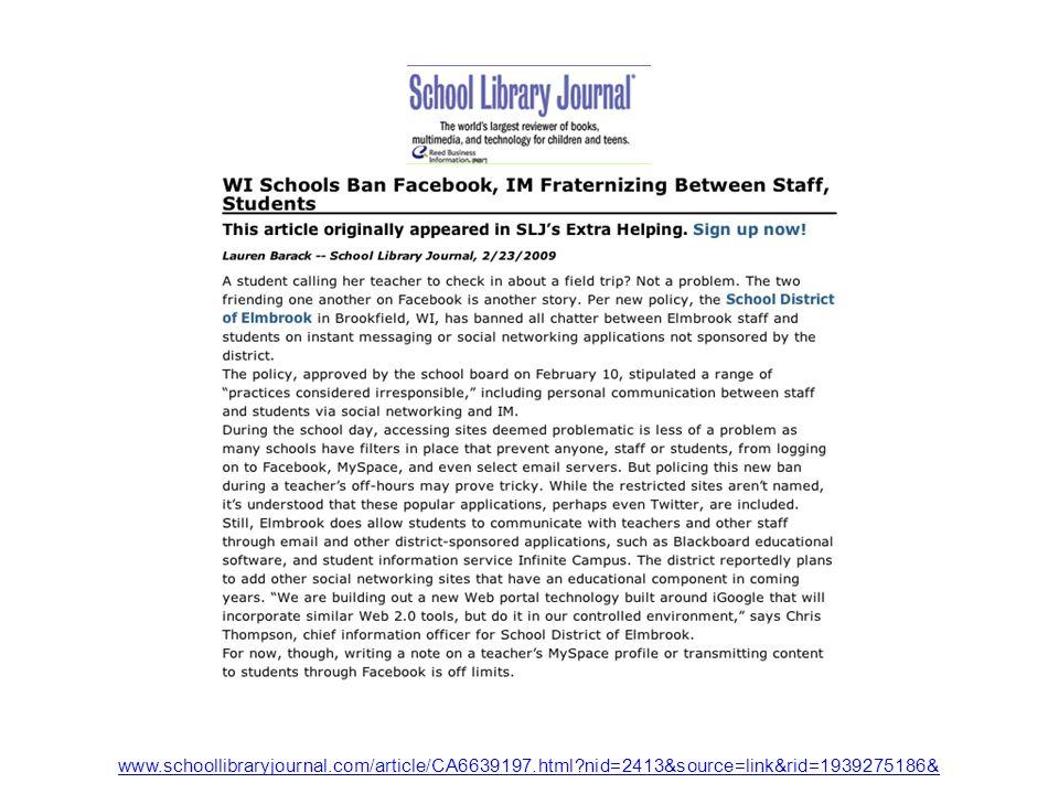 www.schoollibraryjournal.com/article/CA6639197.html nid=2413&source=link&rid=1939275186&