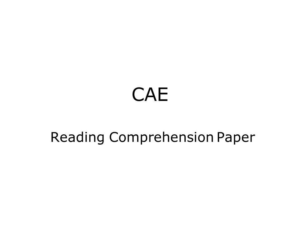 Parts 1 and 3 Both parts 1 and 3 consist of texts followed by multiple choice questions which focus on a variety of aspects including: Details Style Attitudes Author's purpose or opinion The meaning of certain words or phrases.