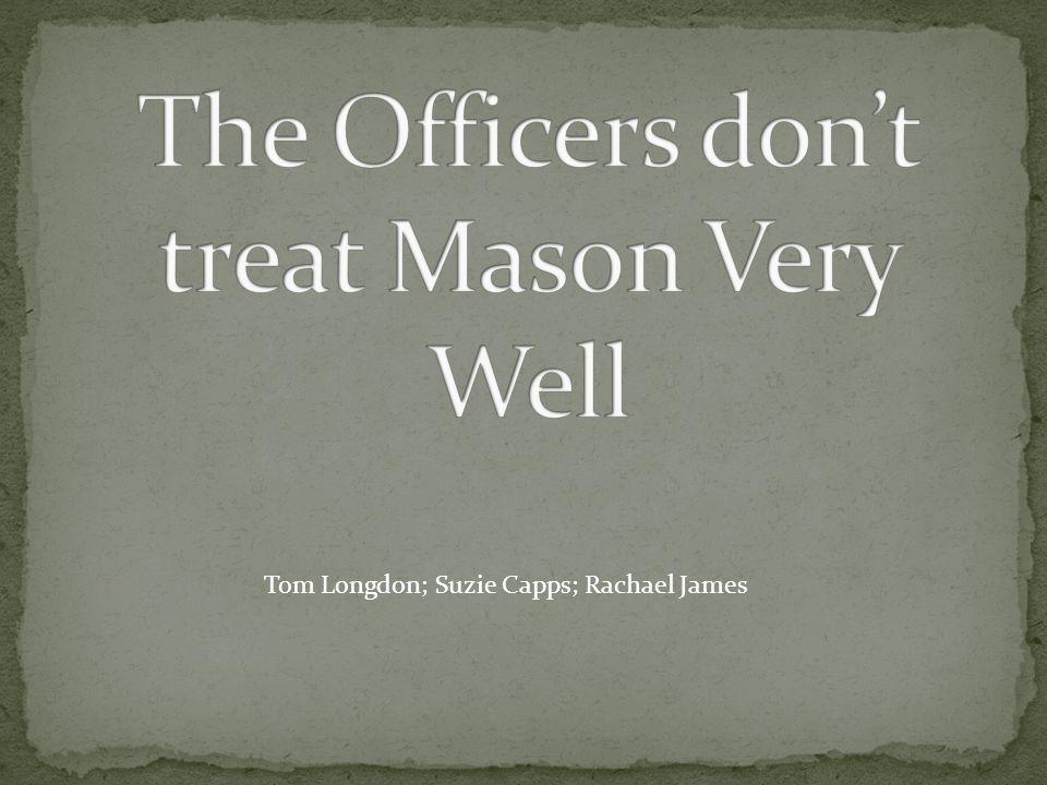 Tom Longdon; Suzie Capps; Rachael James