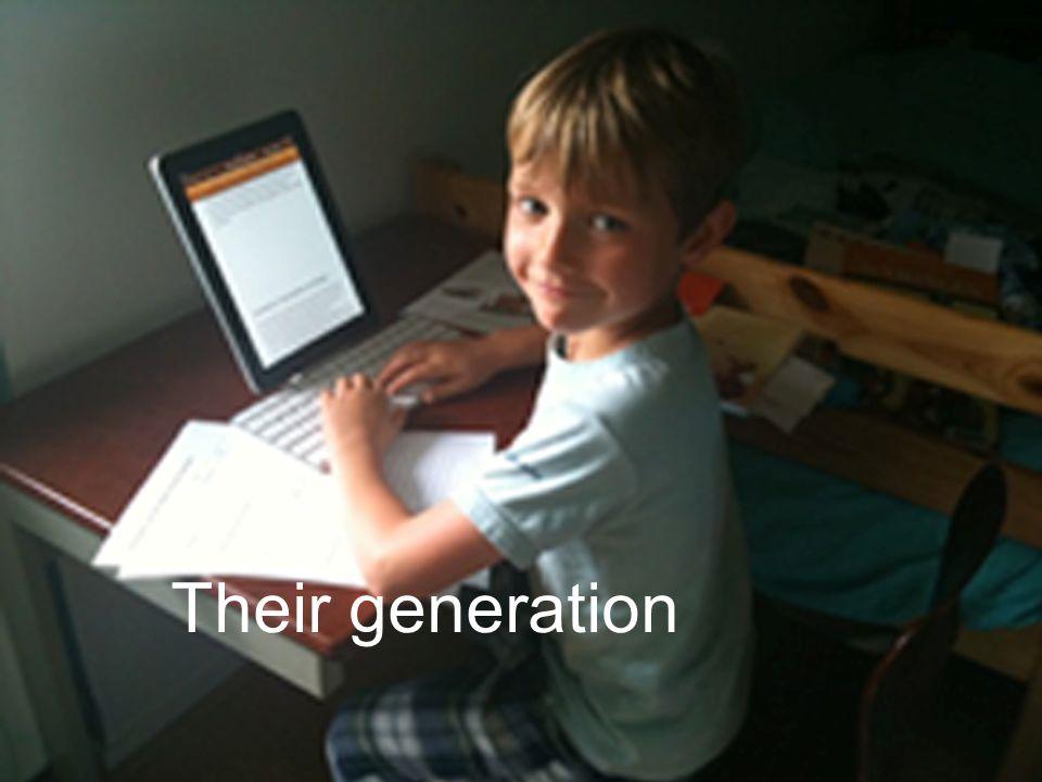 Their generation
