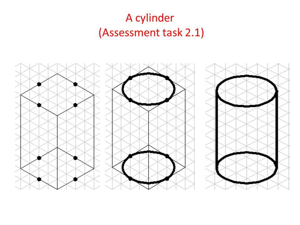 A cylinder (Assessment task 2.1)