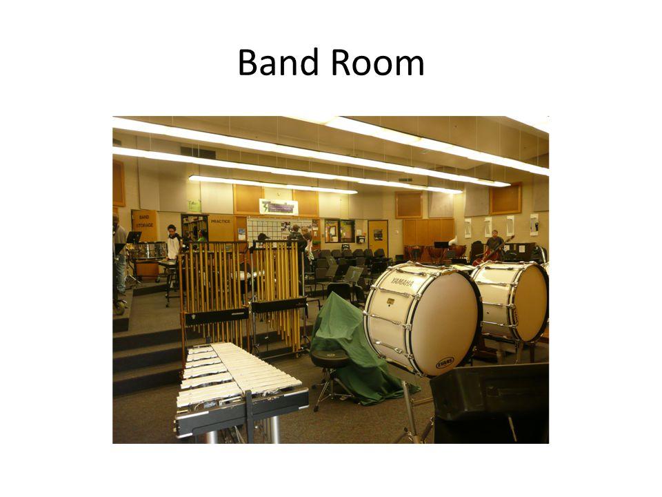Band Room