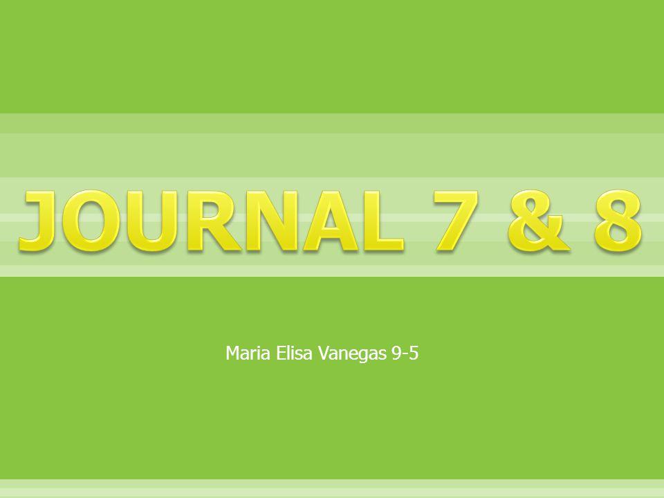 Maria Elisa Vanegas 9-5