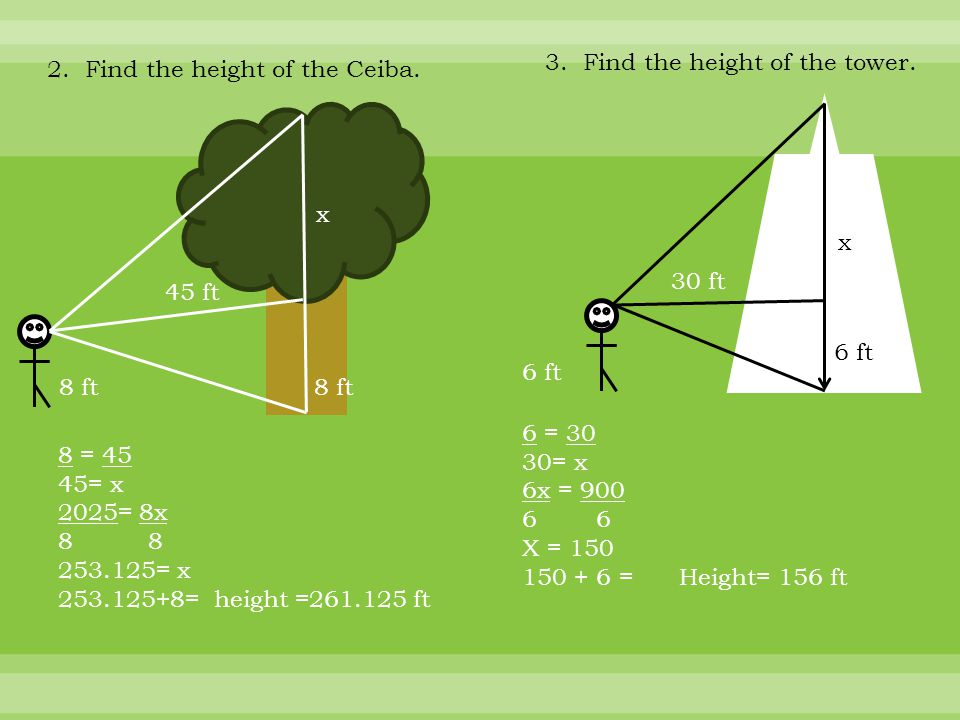 o Area- first you have to simplify the fraction of both shapes after you have done that you square the fraction.