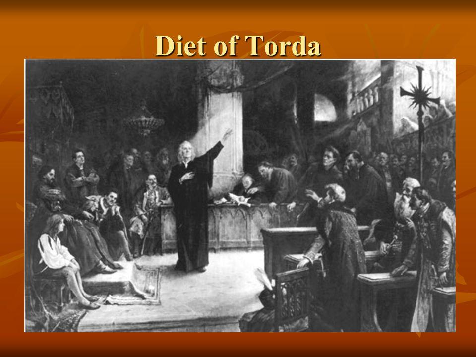 Diet of Torda