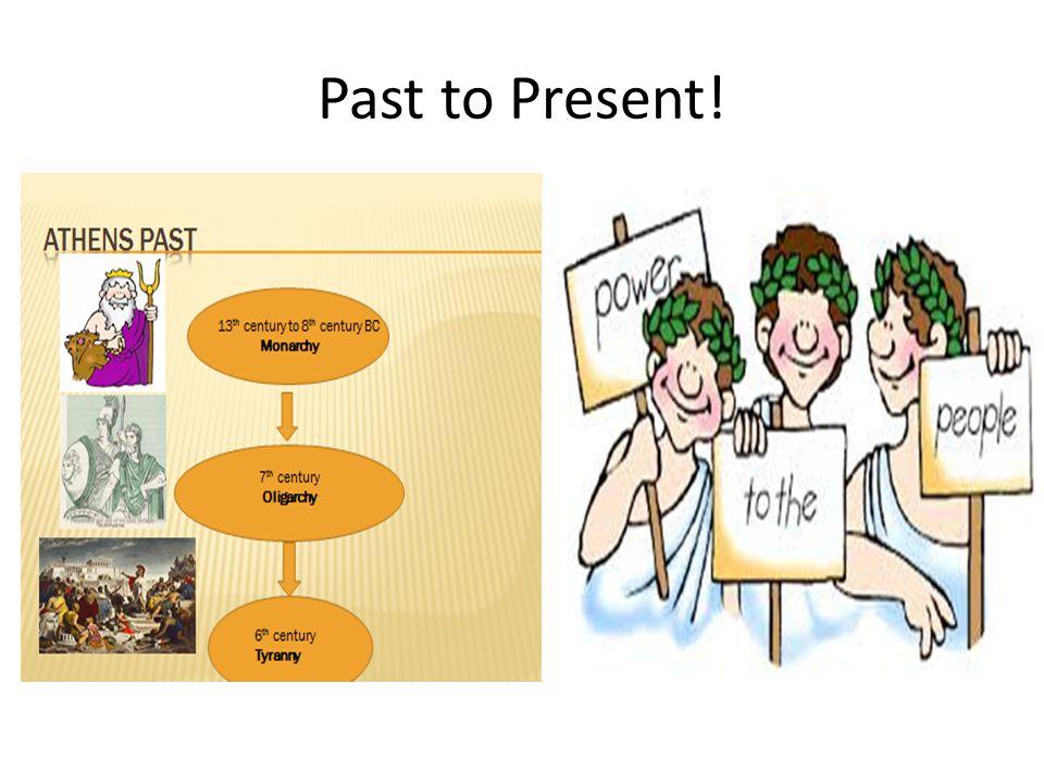 Past to Present!