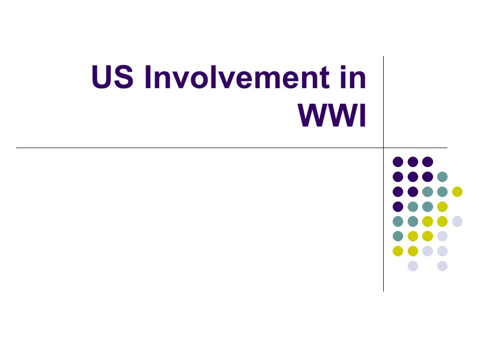 What Events in Europe Led to World War I?