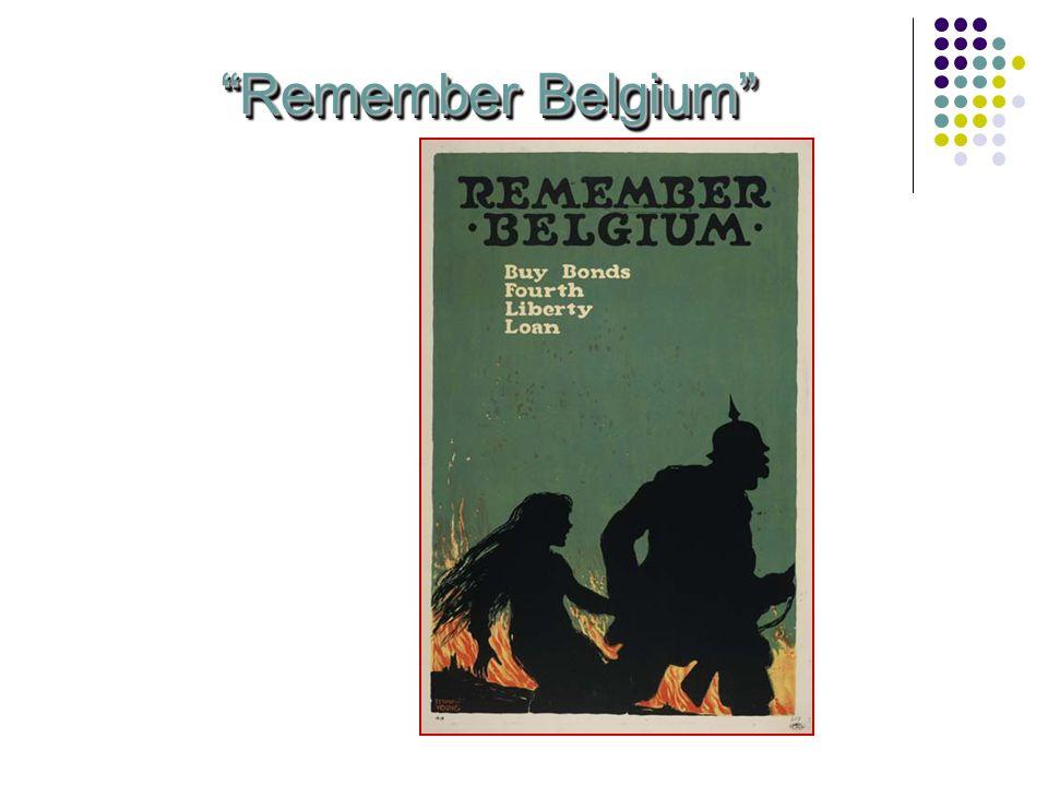 """""""Remember Belgium"""""""