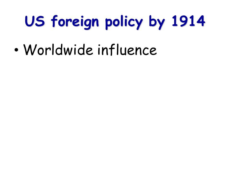 Worldwide influence