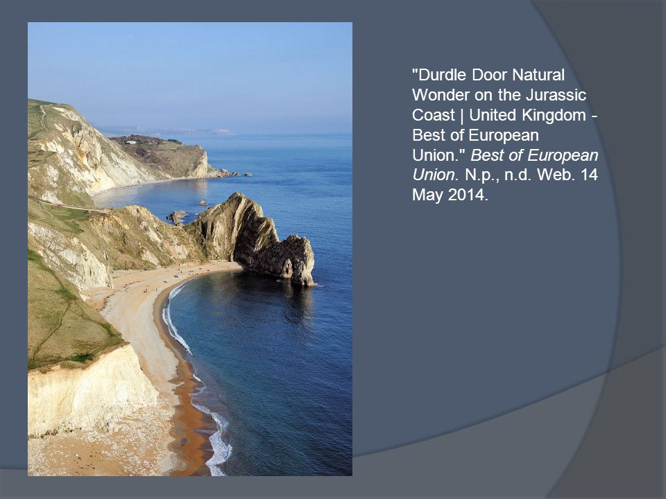 Durdle Door Natural Wonder on the Jurassic Coast | United Kingdom - Best of European Union. Best of European Union.