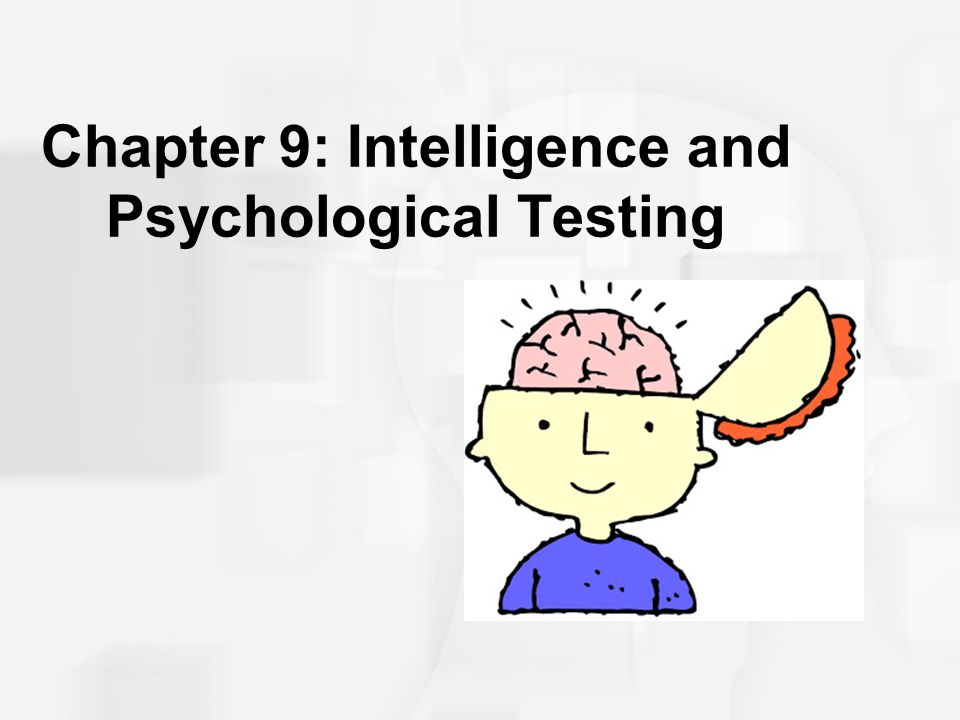  Criterion-related validity: estimated by correlating subjects' scores on a test with their scores on an independent criterion predictive ability  Construct validity the extent to which there is evidence that a test measures a particular hypothetical construct are we really measuring intelligence with an IQ test?