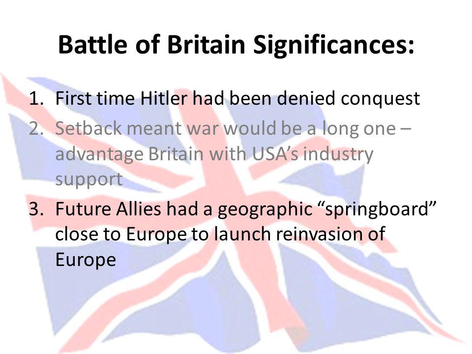 "Presentation ""World War II. Blitzkrieg Germans referred to a ..."