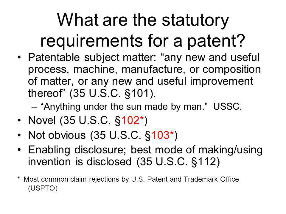 6 Novelty (35 USC §102) U.S.