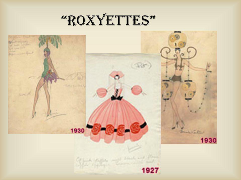 Roxyettes