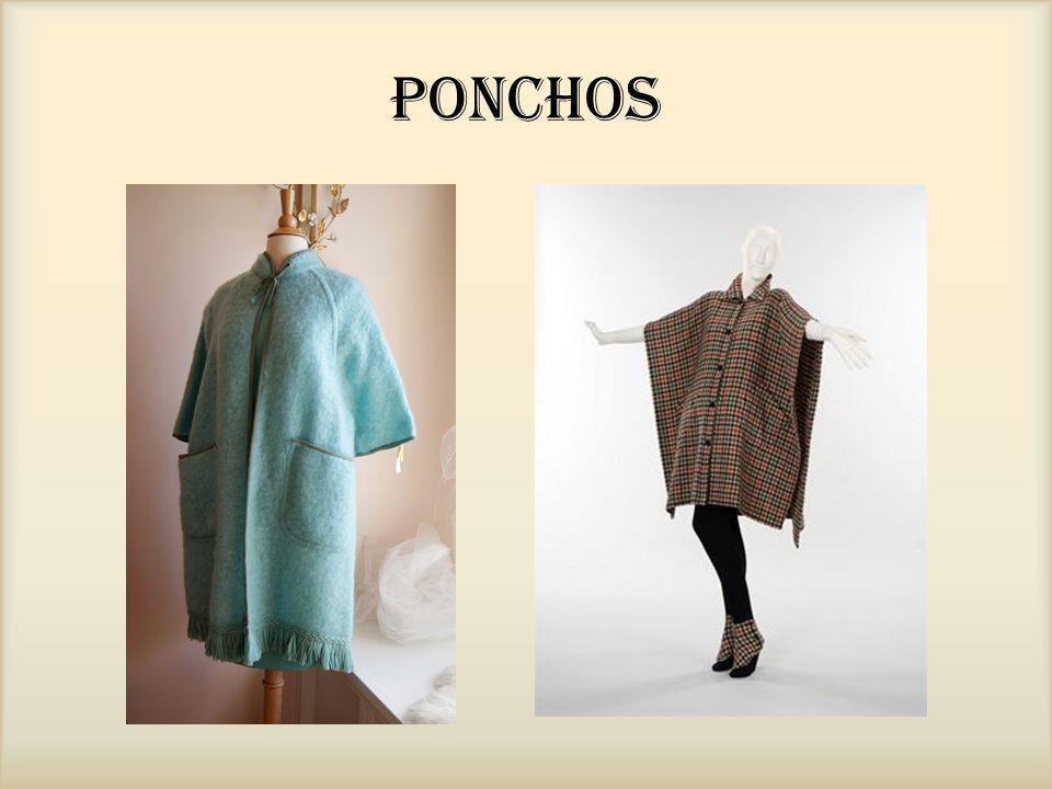 Ponchos