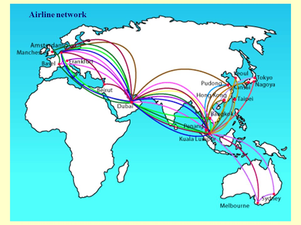 Airline network