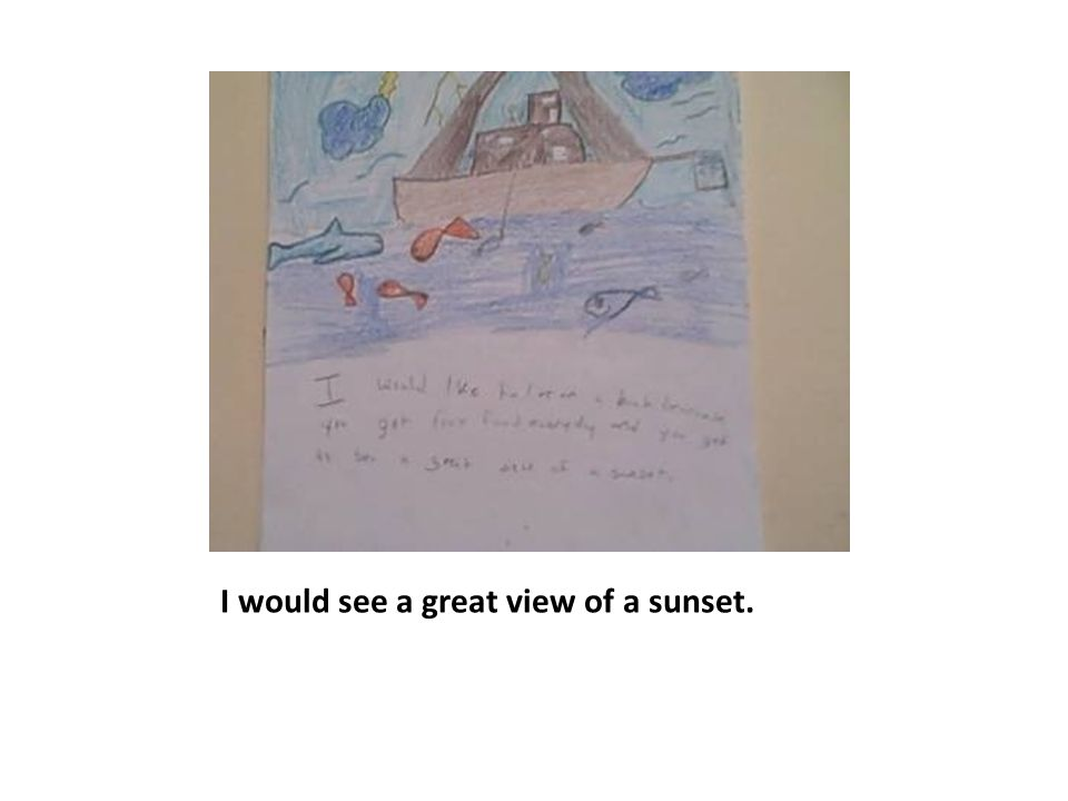 If I Lived on a Ship By: Mrs. Loury's 5 th Grade Language Arts Students