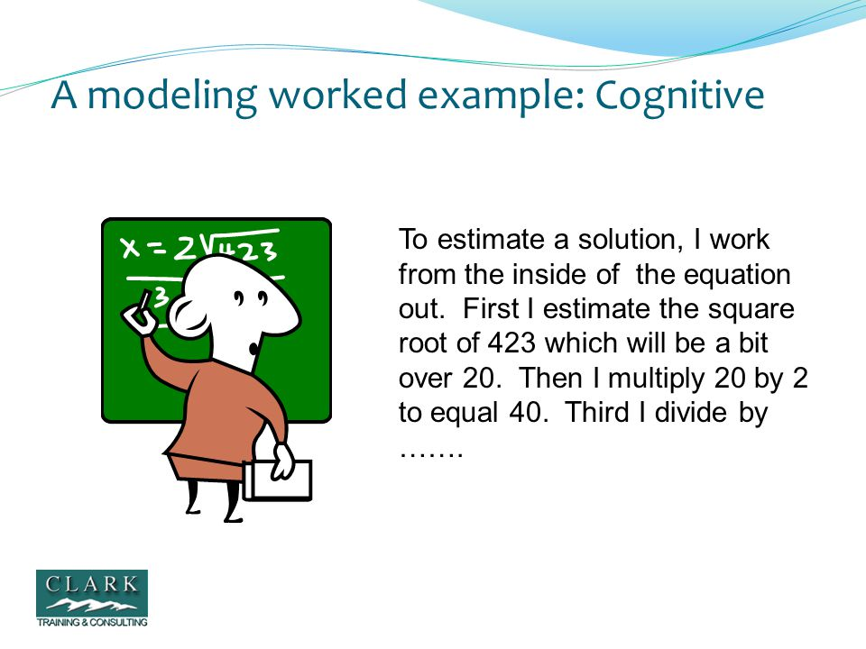 Active observation Observation learning refers to watching a human tutor explain problems to a student.