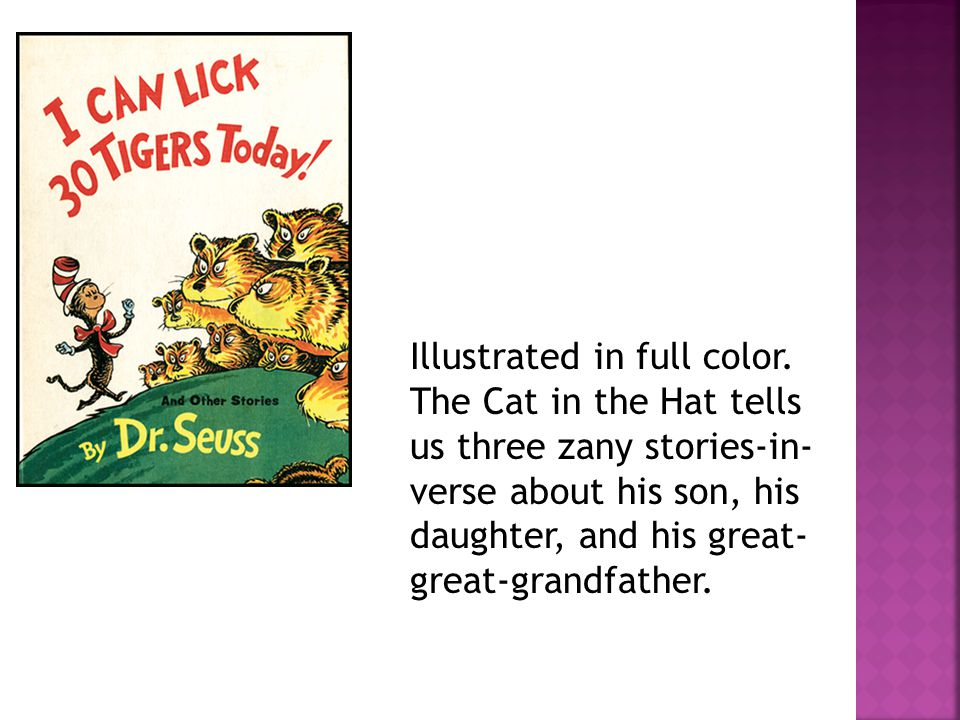  Read the story. As the story goes on, ask subtraction problems that are in the book.