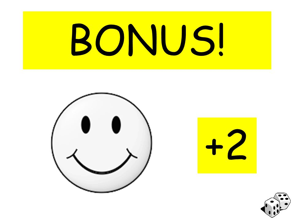 +2 BONUS!