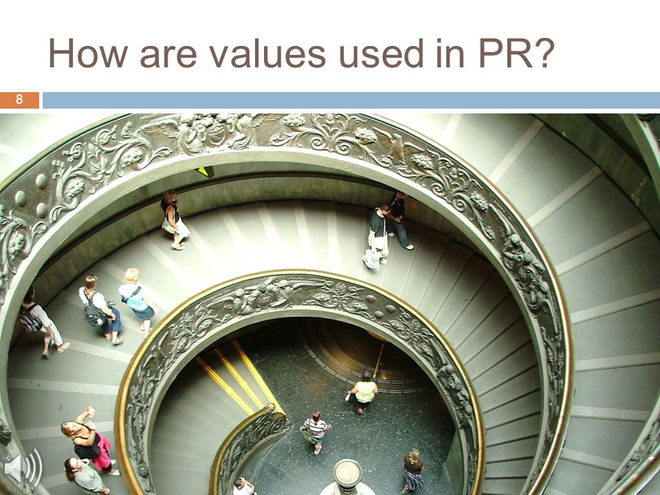 19 A Call to Action  We now have tools that allow for a greater level of research on values and values systems;  An opportunity to quantify the results of corporate communication in real time;  If we do not take the lead, someone else will
