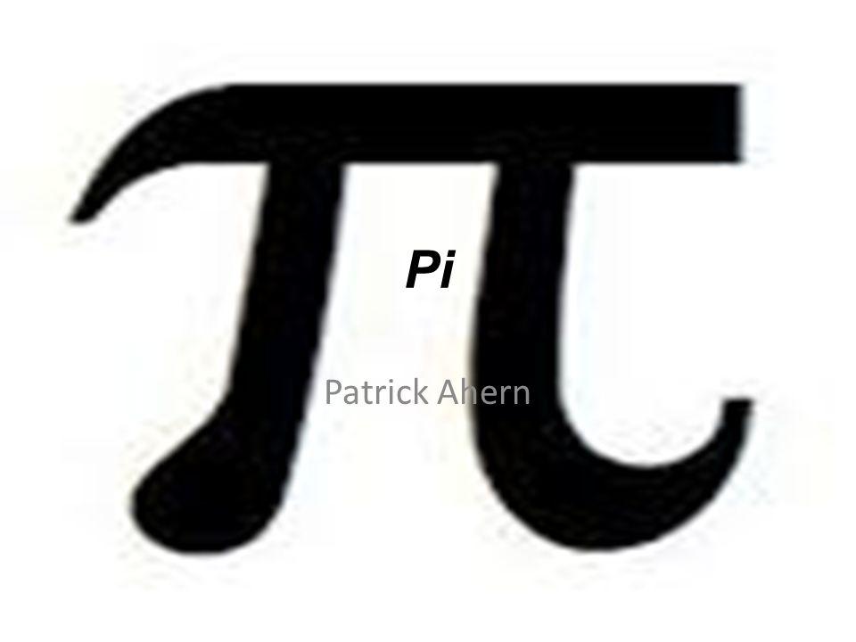 Pi Patrick Ahern