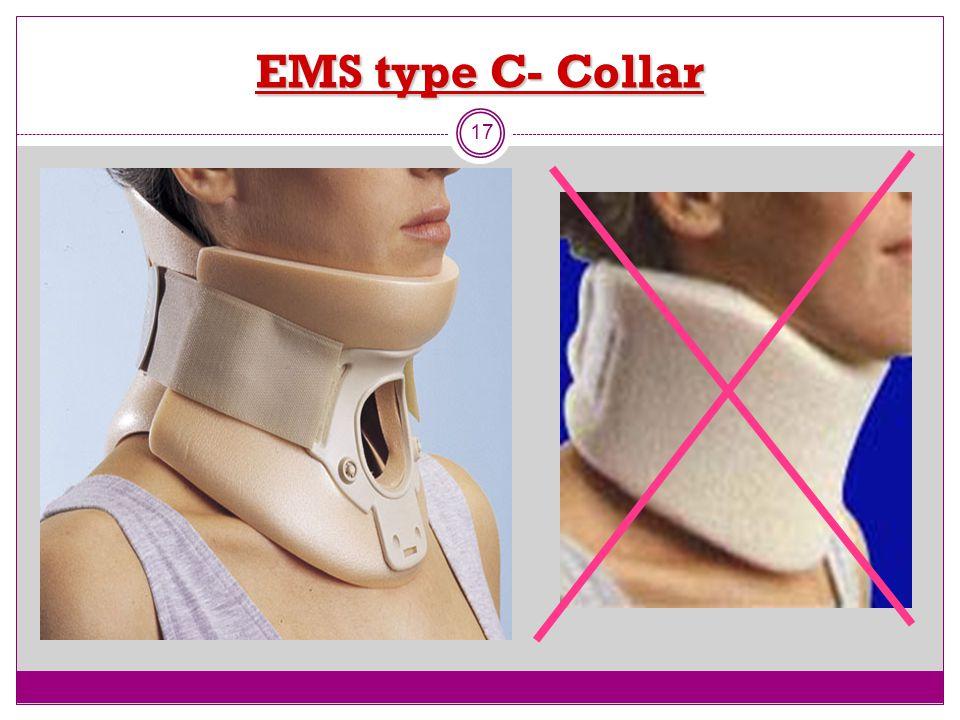 EMS type C- Collar 17