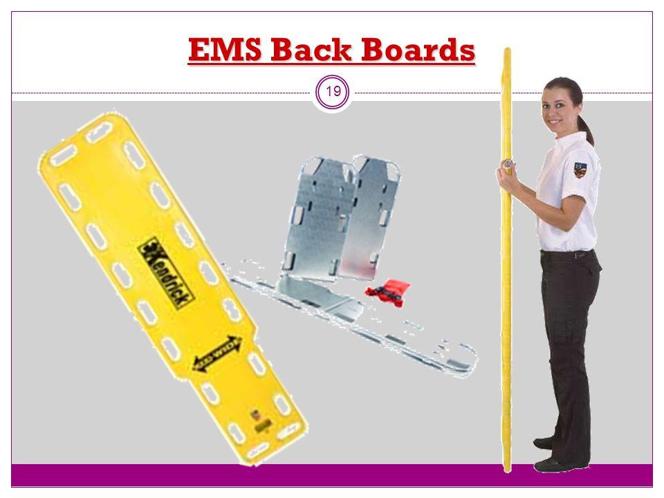 EMS Back Boards 19