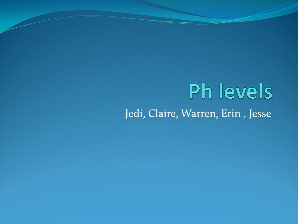 Jedi, Claire, Warren, Erin, Jesse