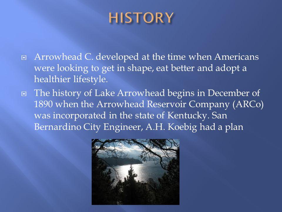  Arrowhead C.
