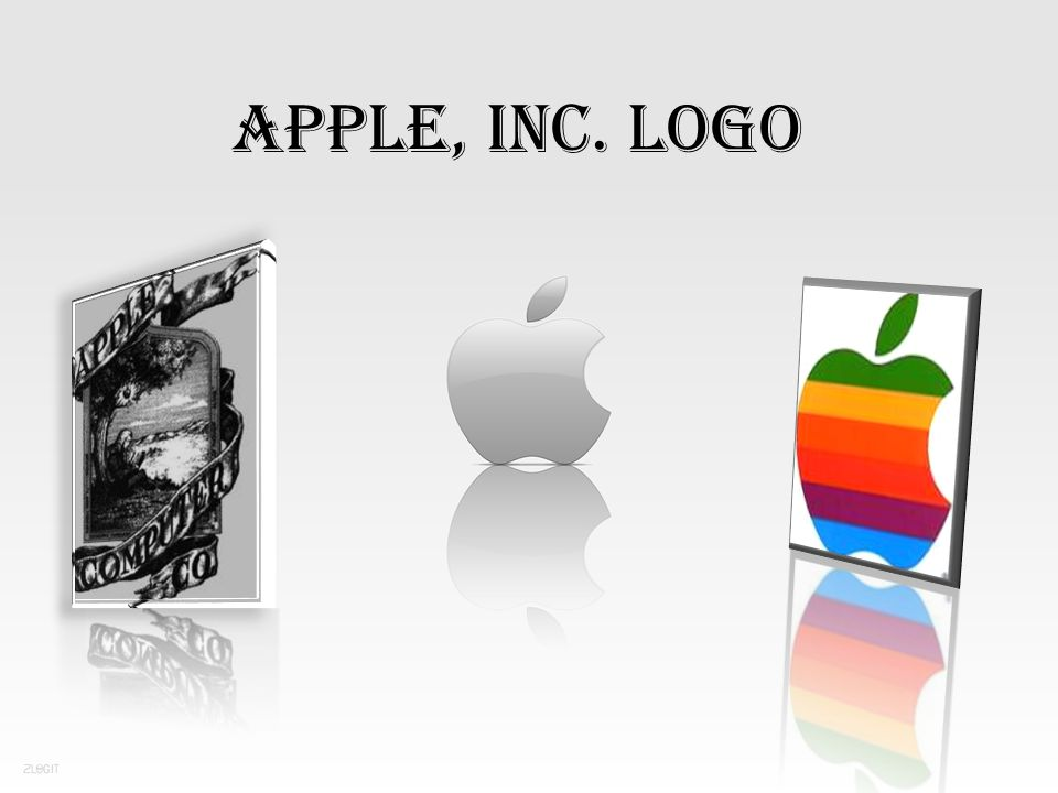 Apple, inc. Logo