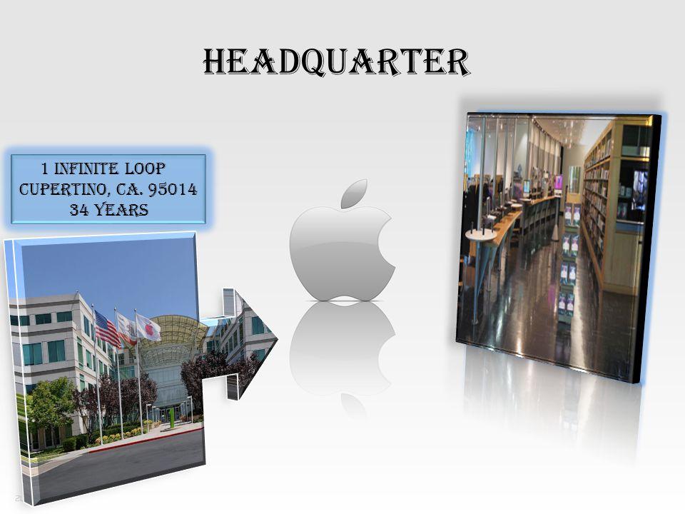 Apple CEOs 1977- present 1977 - 1981: Michael Scotty Scott 1981 - 1983: Mike Markkula 1983 - 1993: John Sculley 1993 - 1996: Michael Spindler 1996 - 1997: Gil Amelio 1997 - 2011: Steve Jobs 2011 - august Timothy Cook