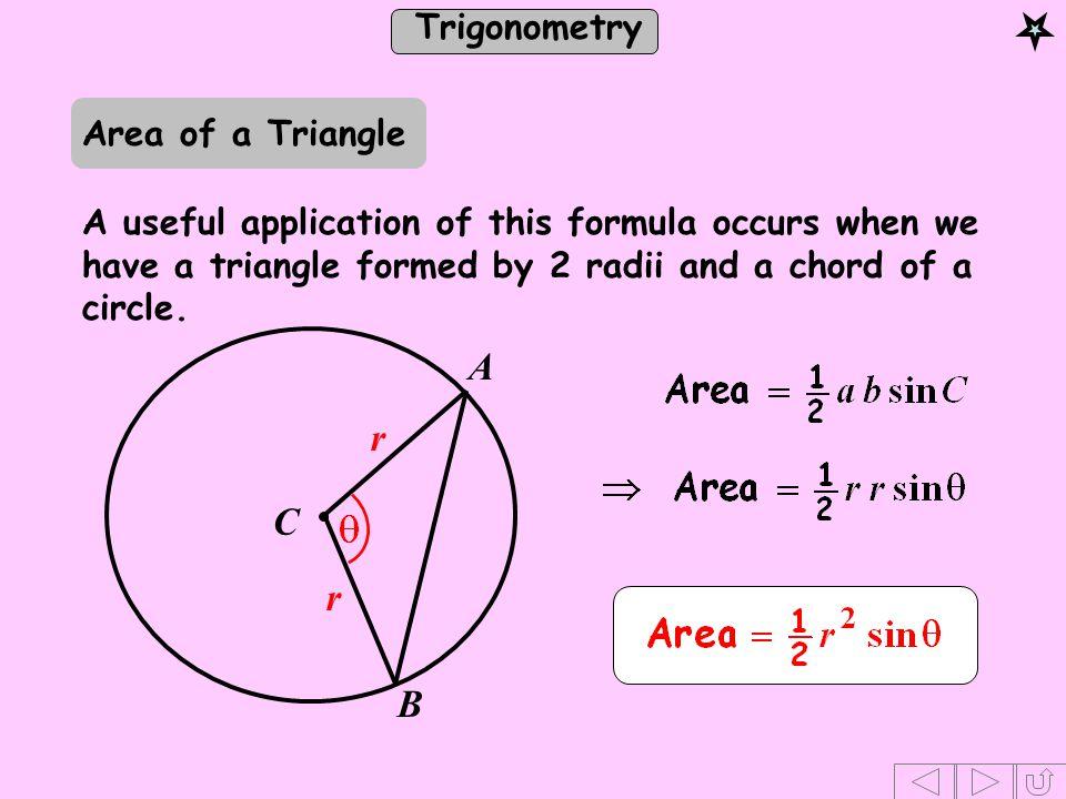 "Presentation ""34: A Trig Formula for the Area of a Triangle ..."