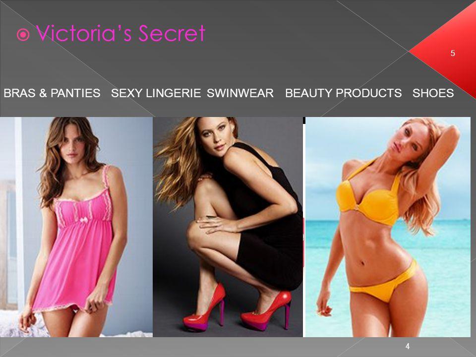  Victoria's Secret 4 5 BRAS & PANTIESSEXY LINGERIESWINWEARBEAUTY PRODUCTSSHOES