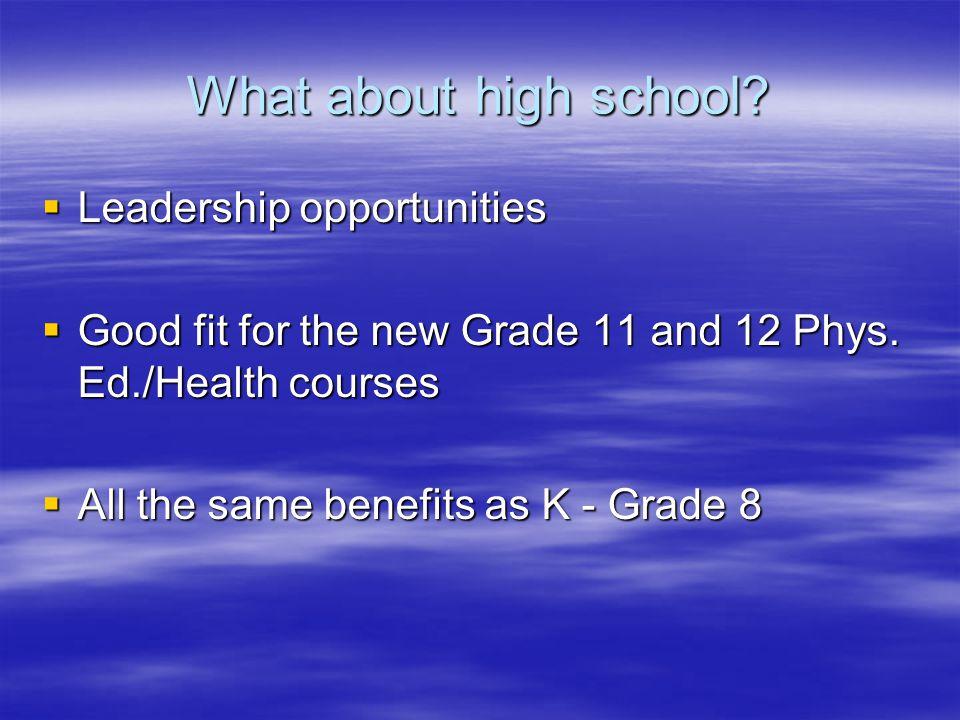 What about Kindergarten.  Full day, alternate day Kindergarten went on the Balanced School Day.