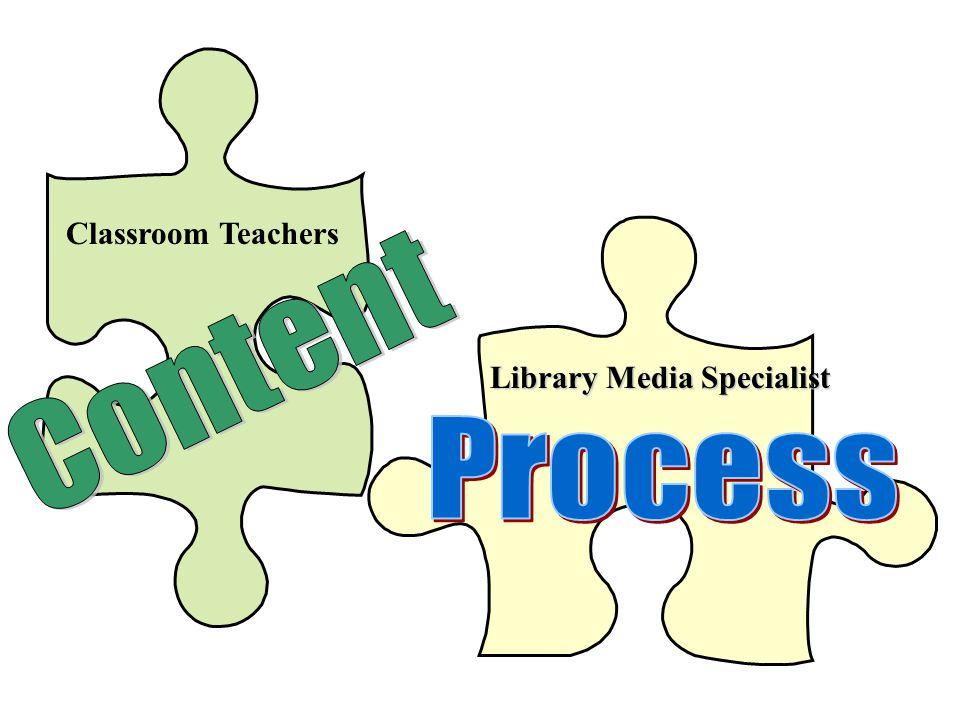 Classroom Teachers Library Media Specialist